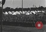 Image of Hitler Youth camp Offenburg Germany, 1942, second 36 stock footage video 65675061197