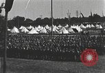 Image of Hitler Youth camp Offenburg Germany, 1942, second 38 stock footage video 65675061197