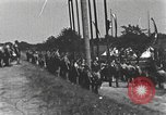 Image of Hitler Youth camp Offenburg Germany, 1942, second 56 stock footage video 65675061197