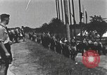 Image of Hitler Youth camp Offenburg Germany, 1942, second 57 stock footage video 65675061197