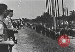 Image of Hitler Youth camp Offenburg Germany, 1942, second 58 stock footage video 65675061197