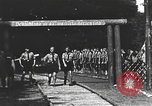 Image of Hitler Youth camp Offenburg Germany, 1937, second 26 stock footage video 65675061201