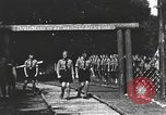 Image of Hitler Youth camp Offenburg Germany, 1937, second 27 stock footage video 65675061201