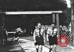 Image of Hitler Youth camp Offenburg Germany, 1937, second 30 stock footage video 65675061201