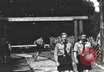 Image of Hitler Youth camp Offenburg Germany, 1937, second 31 stock footage video 65675061201