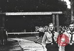 Image of Hitler Youth camp Offenburg Germany, 1937, second 32 stock footage video 65675061201