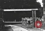 Image of Hitler Youth camp Offenburg Germany, 1937, second 34 stock footage video 65675061201