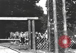 Image of Hitler Youth camp Offenburg Germany, 1937, second 36 stock footage video 65675061201