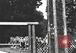Image of Hitler Youth camp Offenburg Germany, 1937, second 37 stock footage video 65675061201