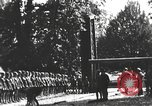 Image of Hitler Youth camp Offenburg Germany, 1937, second 52 stock footage video 65675061201