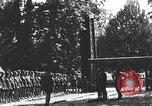Image of Hitler Youth camp Offenburg Germany, 1937, second 53 stock footage video 65675061201