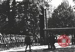 Image of Hitler Youth camp Offenburg Germany, 1937, second 54 stock footage video 65675061201