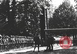 Image of Hitler Youth camp Offenburg Germany, 1937, second 56 stock footage video 65675061201