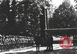 Image of Hitler Youth camp Offenburg Germany, 1937, second 57 stock footage video 65675061201