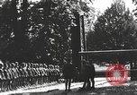 Image of Hitler Youth camp Offenburg Germany, 1937, second 59 stock footage video 65675061201