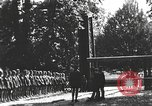 Image of Hitler Youth camp Offenburg Germany, 1937, second 60 stock footage video 65675061201