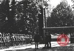 Image of Hitler Youth camp Offenburg Germany, 1937, second 62 stock footage video 65675061201