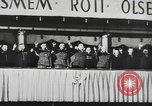 Image of Hitler Youth conference Prague Czechoslovakia, 1944, second 9 stock footage video 65675061205