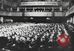 Image of Hitler Youth conference Prague Czechoslovakia, 1944, second 20 stock footage video 65675061205