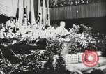 Image of Hitler Youth conference Prague Czechoslovakia, 1944, second 50 stock footage video 65675061205