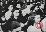 Image of Hitler Youth conference Prague Czechoslovakia, 1944, second 53 stock footage video 65675061205