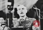 Image of Hitler Youth conference Prague Czechoslovakia, 1944, second 56 stock footage video 65675061205