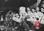 Image of Hitler Youth conference Prague Czechoslovakia, 1944, second 60 stock footage video 65675061205