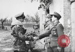 Image of German soldiers receive Iron Cross Italy, 1944, second 18 stock footage video 65675061209
