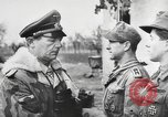 Image of German soldiers receive Iron Cross Italy, 1944, second 19 stock footage video 65675061209