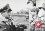 Image of German soldiers receive Iron Cross Italy, 1944, second 21 stock footage video 65675061209