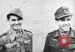 Image of German soldiers receive Iron Cross Italy, 1944, second 24 stock footage video 65675061209