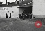 Image of Youth cadets of Royal Hungarian High School marching Freyung Germany, 1945, second 11 stock footage video 65675061210