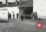 Image of Youth cadets of Royal Hungarian High School marching Freyung Germany, 1945, second 14 stock footage video 65675061210