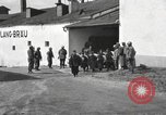 Image of Youth cadets of Royal Hungarian High School marching Freyung Germany, 1945, second 15 stock footage video 65675061210