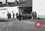 Image of Youth cadets of Royal Hungarian High School marching Freyung Germany, 1945, second 16 stock footage video 65675061210