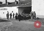 Image of Youth cadets of Royal Hungarian High School marching Freyung Germany, 1945, second 17 stock footage video 65675061210