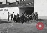 Image of Youth cadets of Royal Hungarian High School marching Freyung Germany, 1945, second 19 stock footage video 65675061210