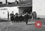 Image of Youth cadets of Royal Hungarian High School marching Freyung Germany, 1945, second 21 stock footage video 65675061210