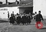Image of Youth cadets of Royal Hungarian High School marching Freyung Germany, 1945, second 23 stock footage video 65675061210