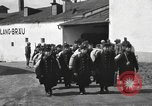 Image of Youth cadets of Royal Hungarian High School marching Freyung Germany, 1945, second 25 stock footage video 65675061210