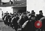 Image of Youth cadets of Royal Hungarian High School marching Freyung Germany, 1945, second 28 stock footage video 65675061210
