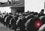 Image of Youth cadets of Royal Hungarian High School marching Freyung Germany, 1945, second 29 stock footage video 65675061210