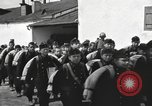 Image of Youth cadets of Royal Hungarian High School marching Freyung Germany, 1945, second 30 stock footage video 65675061210