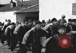 Image of Youth cadets of Royal Hungarian High School marching Freyung Germany, 1945, second 31 stock footage video 65675061210