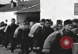 Image of Youth cadets of Royal Hungarian High School marching Freyung Germany, 1945, second 32 stock footage video 65675061210