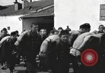 Image of Youth cadets of Royal Hungarian High School marching Freyung Germany, 1945, second 33 stock footage video 65675061210