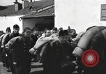 Image of Youth cadets of Royal Hungarian High School marching Freyung Germany, 1945, second 35 stock footage video 65675061210