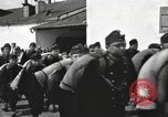 Image of Youth cadets of Royal Hungarian High School marching Freyung Germany, 1945, second 38 stock footage video 65675061210