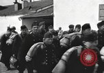 Image of Youth cadets of Royal Hungarian High School marching Freyung Germany, 1945, second 40 stock footage video 65675061210