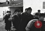 Image of Youth cadets of Royal Hungarian High School marching Freyung Germany, 1945, second 41 stock footage video 65675061210